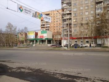 На фото видно: Белореченская улица, 8; Белореченская улица, 10; Белореченская улица, 12. Екатеринбург (Свердловская область)