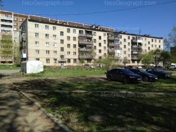 View to: Kunarskaya street, 53; Tekhnicheskaya street, 152. Yekaterinburg (Sverdlovskaya oblast)