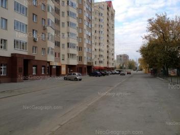 View to: Krilova street, 27; Tatischeva street, 6. Yekaterinburg (Sverdlovskaya oblast)