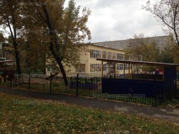 View to: Michurina street, 130 (Детский сад №363, Золотой петушок, общеразвивающего вида). Yekaterinburg (Sverdlovskaya oblast)