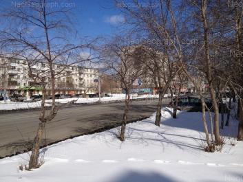 На фото видно: Белореченская улица, 18А; Белореченская улица, 22. Екатеринбург (Свердловская область)