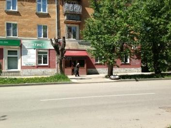 На фото видно: Суворовский переулок, 12. Екатеринбург (Свердловская область)