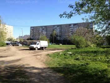 View to: Akademika Bardina street, 33; Chkalova street, 125; Chkalova street, 129. Yekaterinburg (Sverdlovskaya oblast)