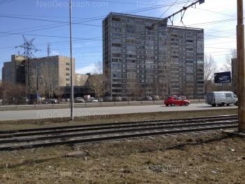 На фото видно: Бебеля улица, 156; Бебеля улица, 158; Бебеля улица, 160. Екатеринбург (Свердловская область)