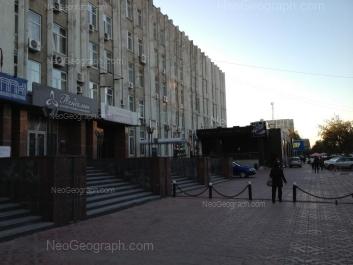 На фото видно: Мамина-Сибиряка улица, 36. Екатеринбург (Свердловская область)