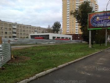 View to: Tokarey street, 40 (Радуга, жилой комплекс); Tokarey street, 46; Tokarey street, 46А. Yekaterinburg (Sverdlovskaya oblast)