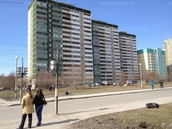 View to: Sedova avenue, 26; Sedova avenue, 26/2; Sedova avenue, 26/3; Tavatuiskaya street, 1д. Yekaterinburg (Sverdlovskaya oblast)