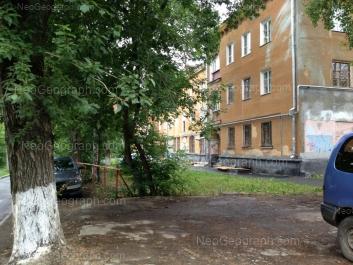На фото видно: Кировградская улица, 39А. Екатеринбург (Свердловская область)