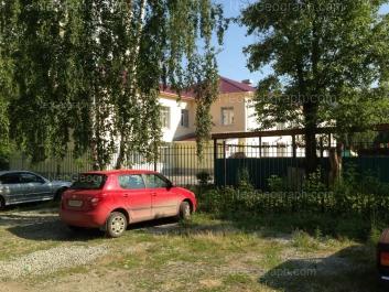 View to: Kuznetsova street, 17 (Детский сад №428, Золотая рыбка). Yekaterinburg (Sverdlovskaya oblast)