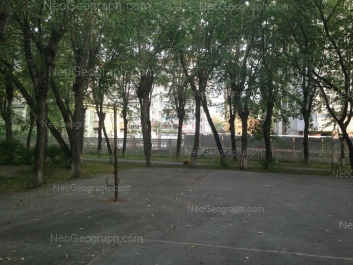 View to: Baumana street, 33; Baumana street, 35 (Демидовский, жилой квартал). Yekaterinburg (Sverdlovskaya oblast)