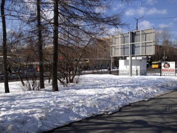 View to: Posadskaya street, 32/1; Posadskaya street, 32/2; Posadskaya street, 32/3. Yekaterinburg (Sverdlovskaya oblast)