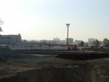 View to: Gurzufskaya street, 48. Yekaterinburg (Sverdlovskaya oblast)