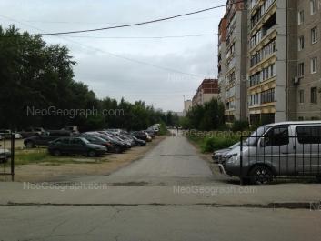 View to: Shefskaya street, 60. Yekaterinburg (Sverdlovskaya oblast)