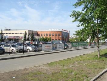 View to: Tkachei street, 11 (Луч, спортивный комплекс). Yekaterinburg (Sverdlovskaya oblast)