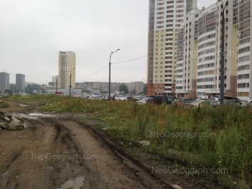 На фото видно: Таганская улица, 95. Екатеринбург (Свердловская область)