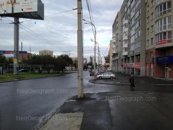 View to: Krauliya street, 2. Yekaterinburg (Sverdlovskaya oblast)