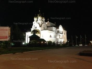 View to: Tolmacheva street, 34а. Yekaterinburg (Sverdlovskaya oblast)