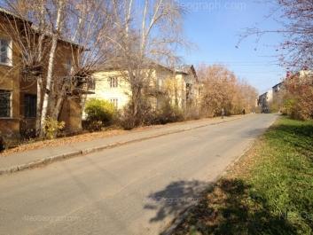 View to: Slaviyanskaya street, 35; Slaviyanskaya street, 37; Slaviyanskaya street, 54; Slaviyanskaya street, 56. Yekaterinburg (Sverdlovskaya oblast)