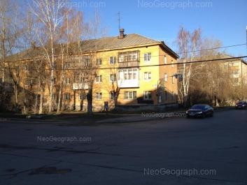 View to: Vilonova street, 78; Danily Zvereva street, 21. Yekaterinburg (Sverdlovskaya oblast)