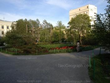 На фото видно: Софьи Ковалевской улица, 16; Софьи Ковалевской улица, 18. Екатеринбург (Свердловская область)