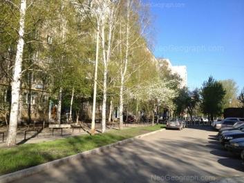 На фото видно: Амундсена улица, 54/1. Екатеринбург (Свердловская область)
