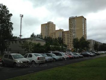 View to: Bakinskikh Komissarov street, 113; Vosstaniya street, 110; Vosstaniya street, 114а. Yekaterinburg (Sverdlovskaya oblast)
