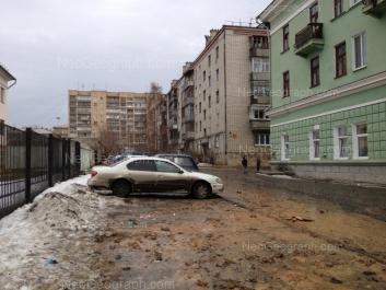 View to: Starikh Bolshevikov street, 15; Stachek street, 18; Stachek street, 18А. Yekaterinburg (Sverdlovskaya oblast)