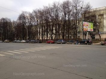 View to: Lenina avenue, 89. Yekaterinburg (Sverdlovskaya oblast)