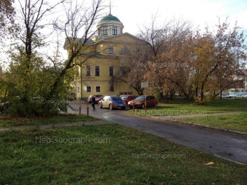 View to: Lunacharskogo street, 173а; Lunacharskogo street, 173 (Гимназия №8). Yekaterinburg (Sverdlovskaya oblast)