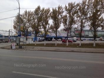 View to: Vostochnaya street, 7в1. Yekaterinburg (Sverdlovskaya oblast)