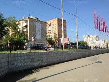 View to: Sulimova street, 61; Sulimova street, 65; Uralskaya street, 3. Yekaterinburg (Sverdlovskaya oblast)