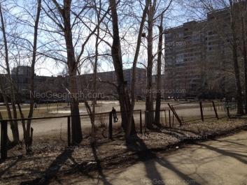 На фото видно: Бебеля улица, 148; Бебеля улица, 150; Бебеля улица, 152. Екатеринбург (Свердловская область)