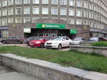 View to: Vostochnaya street, 68 (Трансагентство, гостиница). Yekaterinburg (Sverdlovskaya oblast)
