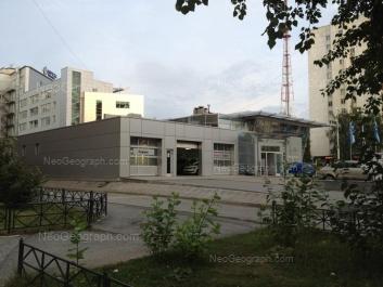 View to: Kuibisheva street, 48/7; Kuibisheva street, 81; Mamina-Sibiriaka street, 140. Yekaterinburg (Sverdlovskaya oblast)