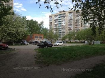 View to: Chkalova street, 121. Yekaterinburg (Sverdlovskaya oblast)