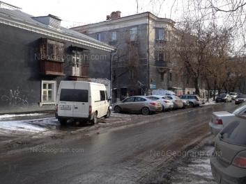 View to: Lobachevskogo lane, 3; Lobachevskogo lane, 5. Yekaterinburg (Sverdlovskaya oblast)
