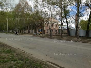 View to: Blukhera street, 4. Yekaterinburg (Sverdlovskaya oblast)