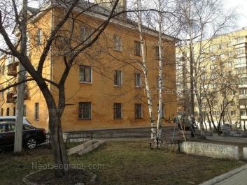 View to: Nekrasova street, 14; Pecherskaya street, 3. Yekaterinburg (Sverdlovskaya oblast)