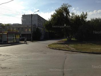 View to: Krasnouralskaya street, 27/1; Krasnouralskaya street, 27. Yekaterinburg (Sverdlovskaya oblast)