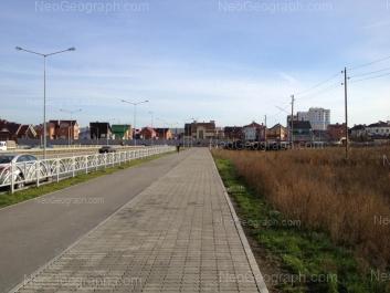 View to: Kolokolnaya street, 72; Koltsevaya street, 61; Koltsevaya street, 63; Koltsevaya street, 80; Koltsevaya street, 82; Koltsevaya street, 84. Yekaterinburg (Sverdlovskaya oblast)