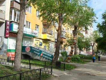 View to: Vostochnaya street, 164. Yekaterinburg (Sverdlovskaya oblast)