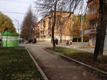На фото видно: Культуры бульвар, 30. Екатеринбург (Свердловская область)