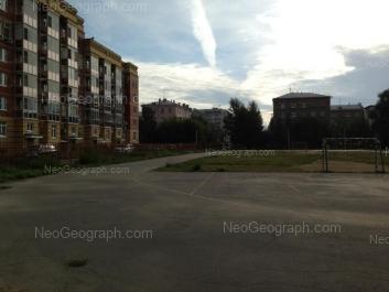 View to: Zavodskaya street, 32/4; Zavodskaya street, 32/2; Zavodskaya street, 34. Yekaterinburg (Sverdlovskaya oblast)