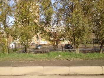 View to: Novgorodtsevoy street, 31а; Novgorodtsevoy street, 31; Novgorodtsevoy street, 33. Yekaterinburg (Sverdlovskaya oblast)