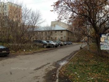 View to: Butorina street, 6; Butorina street, 8. Yekaterinburg (Sverdlovskaya oblast)