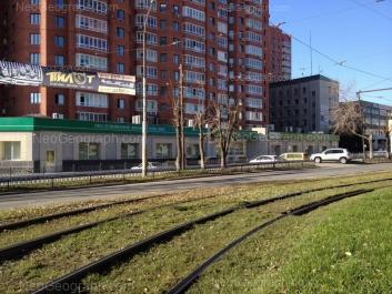 View to: Lunacharskogo street, 220; Tveritina street, 34. Yekaterinburg (Sverdlovskaya oblast)