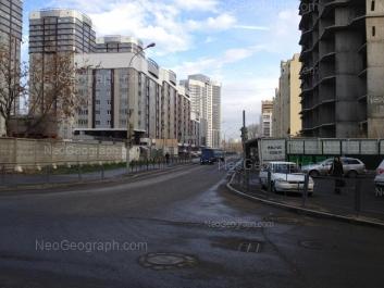 View to: Yumasheva street, 5; Yumasheva street, 10; Yumasheva street, 11; Yumasheva street, 15. Yekaterinburg (Sverdlovskaya oblast)