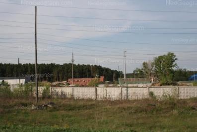 На фото видно: Московский тракт, 1; Московский тракт, 20. Екатеринбург (Свердловская область)