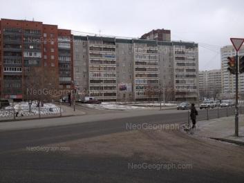 View to: Gotvalda street, 19; Gotvalda street, 21/1; Gotvalda street, 23/1. Yekaterinburg (Sverdlovskaya oblast)