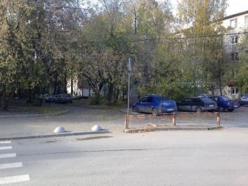 На фото видно: Студенческая улица, 64. Екатеринбург (Свердловская область)